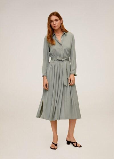 MANGO Šaty - šedá, Model/ka