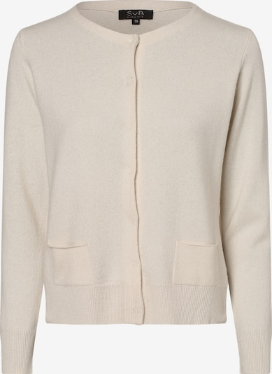 SvB Exquisit Strickjacke ' ' in creme, Produktansicht