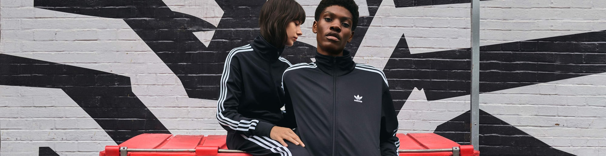 ADIDAS ORIGINALS Brand header