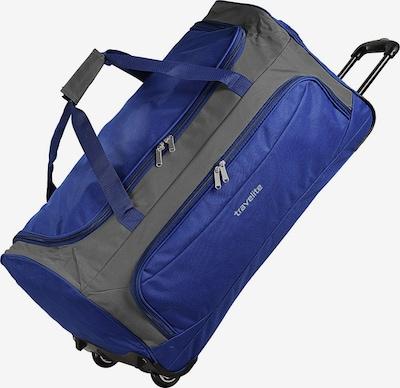 TRAVELITE Reisetasche in blau / rauchgrau, Produktansicht