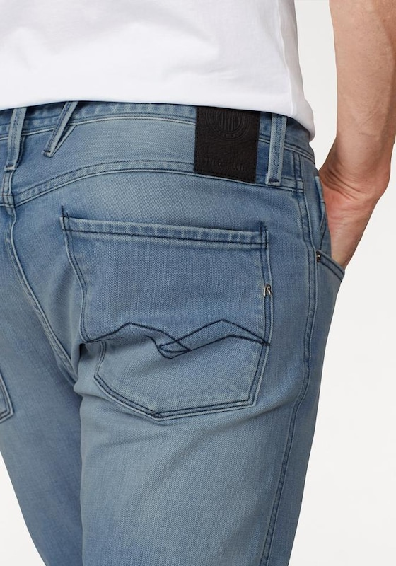 REPLAY Slim-fit-Jeans 'Anbass'
