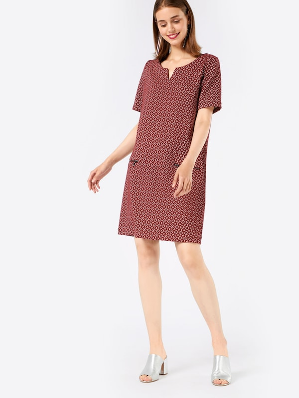 TOM TAILOR Kleid in A-Linie