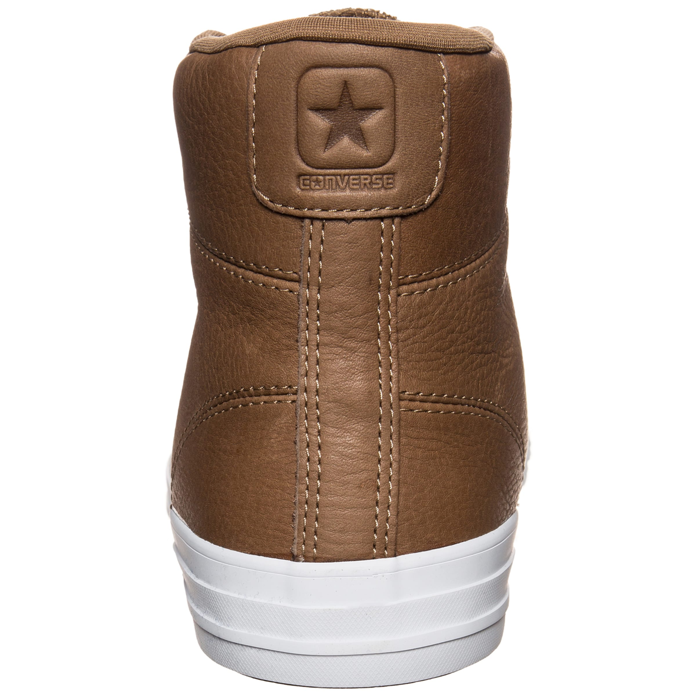 Star Converse Player Sneaker In BraunWeißmeliert High OPX8n0kNZw