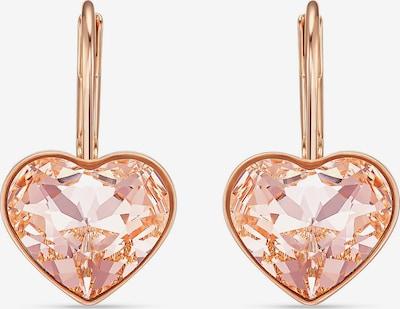Swarovski Náušnice - růžově zlatá / průhledná, Produkt