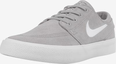 Nike SB Sneaker 'Zoom Janoski Rm' in grau / weiß, Produktansicht