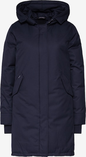 AIRFORCE Parka 'Herringbone' in navy, Produktansicht