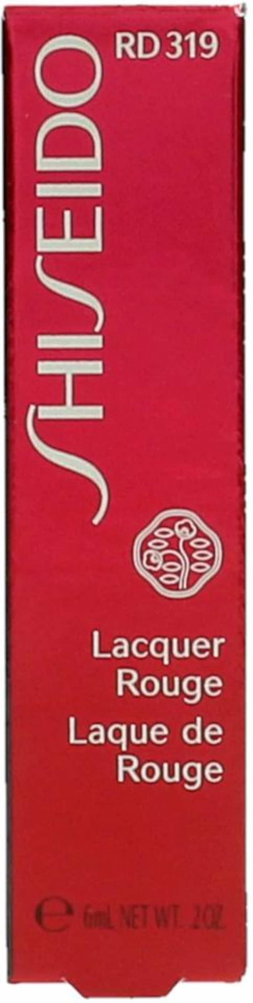 SHISEIDO 'Lacquer Rouge', Lipgloss