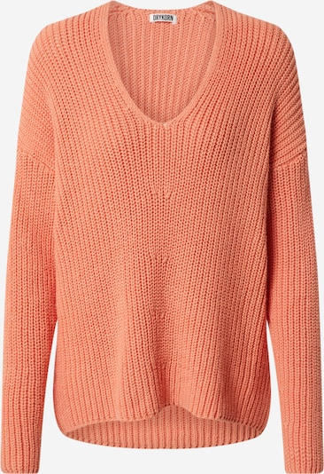 DRYKORN Pullover 'Linna' in orange, Produktansicht