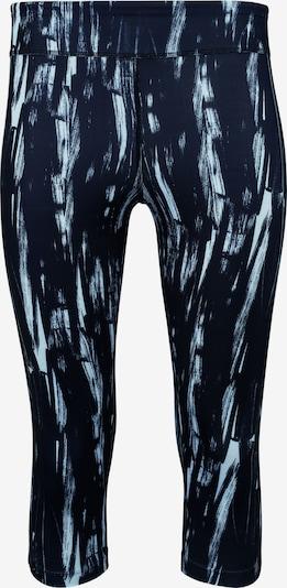 Skiny Laufhose in schwarz, Produktansicht