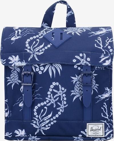 Herschel Rugzak in de kleur Blauw, Productweergave