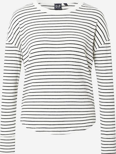 GAP Pullover in schwarz / weiß, Produktansicht
