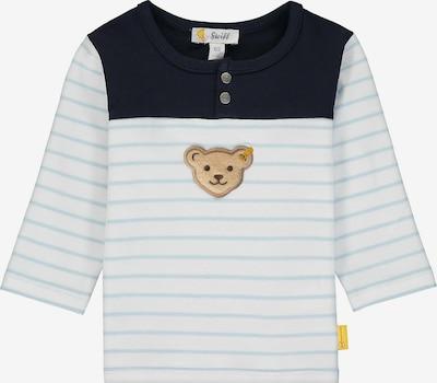 STEIFF Sweatshirt in hellblau / dunkelblau / braun / weiß, Produktansicht