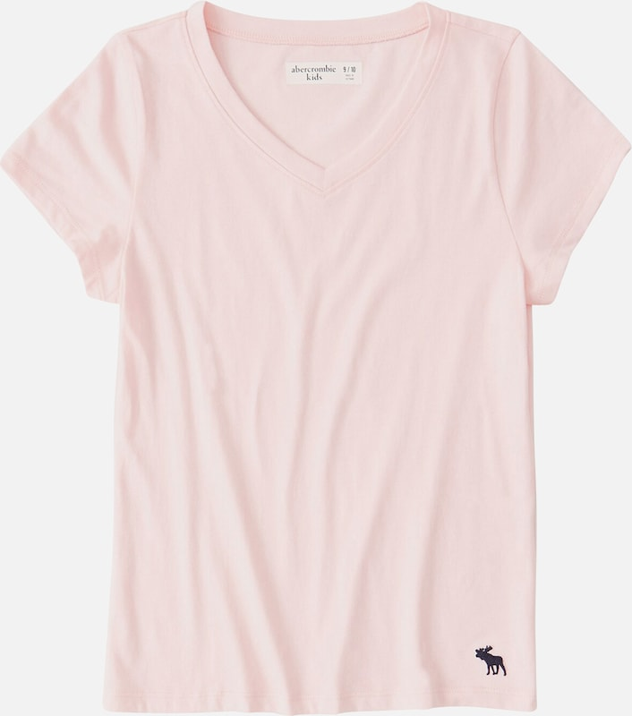 Abercrombie & Fitch Shirt in rosa, Produktansicht