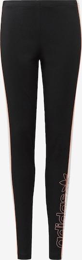 ADIDAS ORIGINALS Leggings in schwarz, Produktansicht