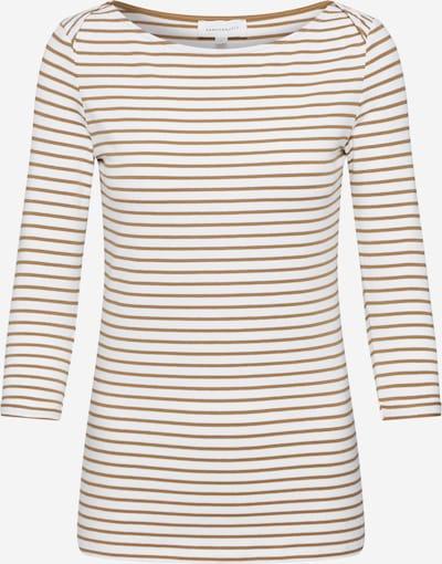 ARMEDANGELS Shirt 'DALENAA' in gold / khaki / offwhite, Produktansicht