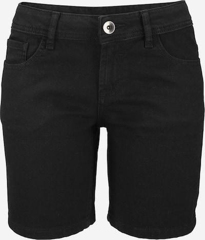 s.Oliver Strandshorts in schwarz, Produktansicht
