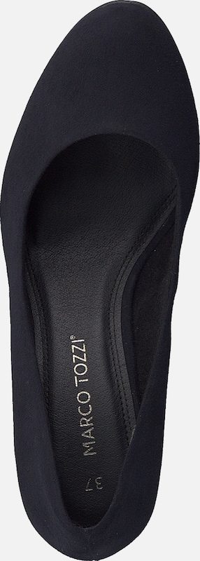 MARCO TOZZI | Hoher schlichter Schuhe Pump Schuhe Gut getragene Schuhe schlichter 61e9b2