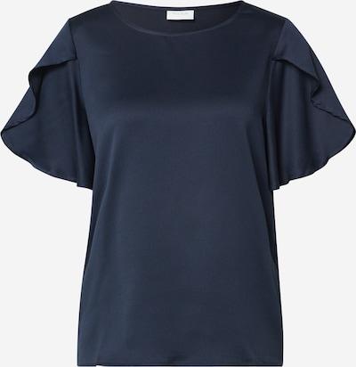 VILA Shirt 'VILOPEZ S/S TOP/ZA' in navy, Produktansicht