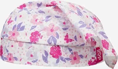 DÖLL Kopftuch mit UV-Schutz 50+ in lila / rosa, Produktansicht