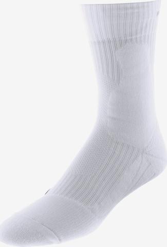 FALKE Sportssokker i hvit