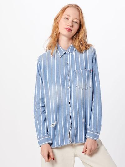 Palaidinė 'REXHA' iš LTB , spalva - tamsiai (džinso) mėlyna, Modelio vaizdas