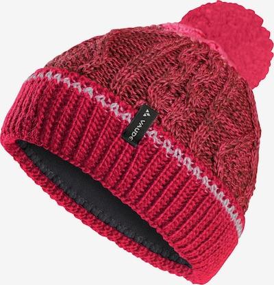 VAUDE Mütze 'Cornua' in rot, Produktansicht
