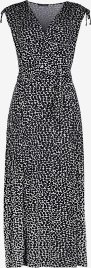 Betty Barclay Jerseykleid ohne Arm in dunkelblau / weiß, Produktansicht