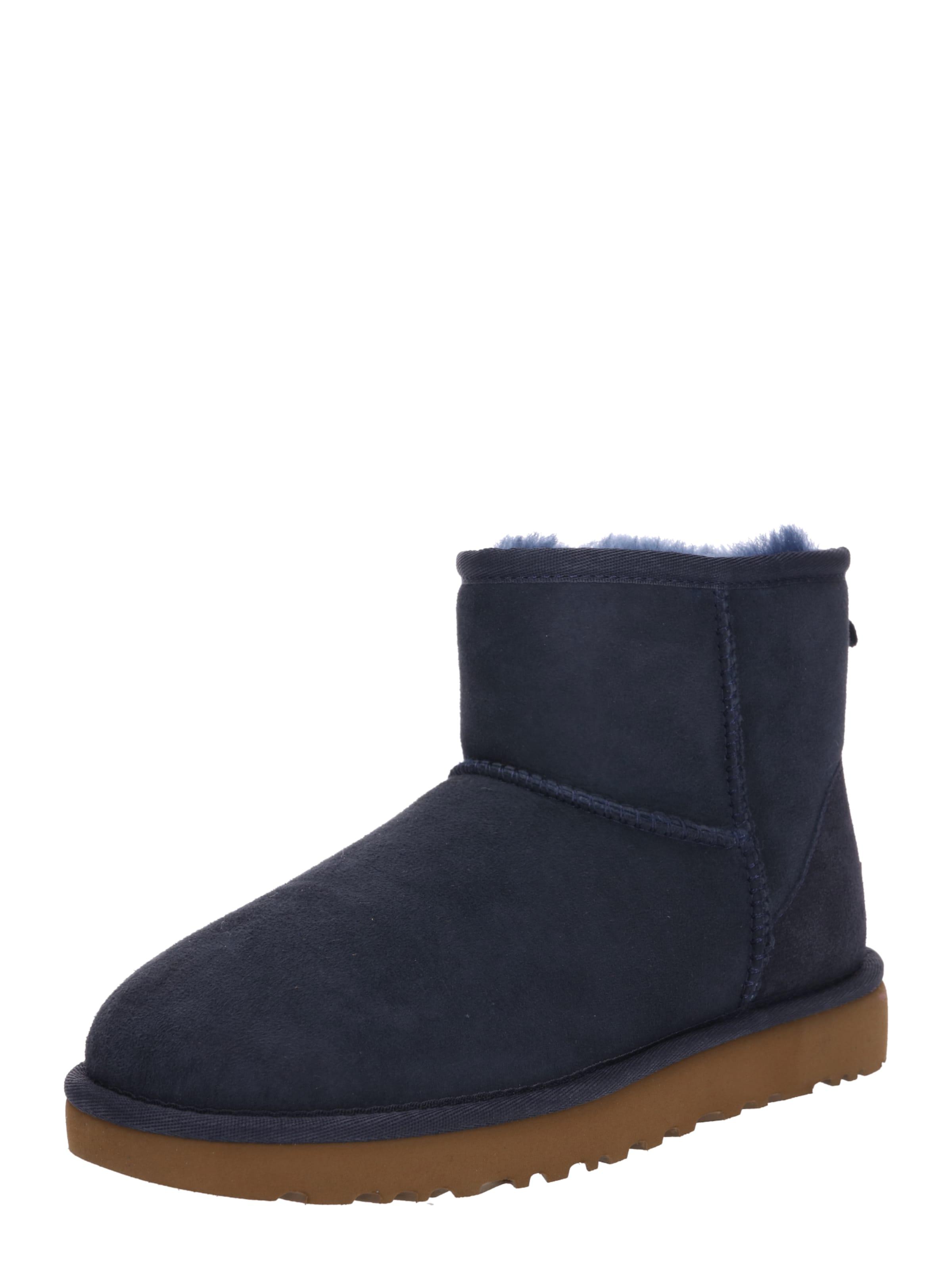 Ii' Marine Boots Mini En Ugg Bleu 'classic Yv6Ibfgmy7