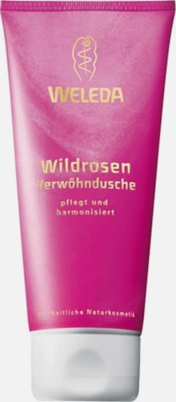 Weleda Wild Rose, Pampering Shower