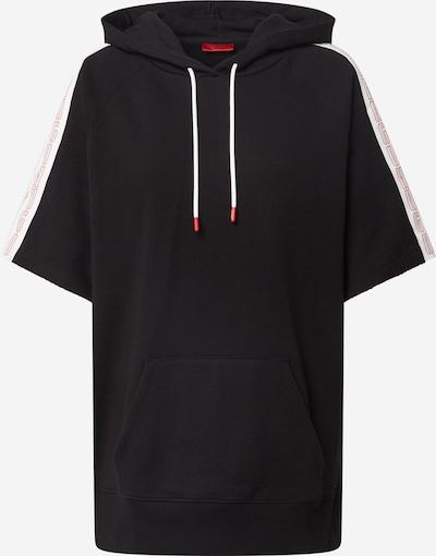 HUGO Sweatshirt 'Denty' in schwarz, Produktansicht