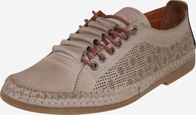 Batai su raišteliais iš COSMOS COMFORT , spalva - smėlio, Prekių apžvalga