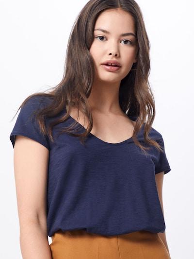 Marškinėliai 'AVIVI' iš DRYKORN , spalva - mėlyna: Vaizdas iš priekio