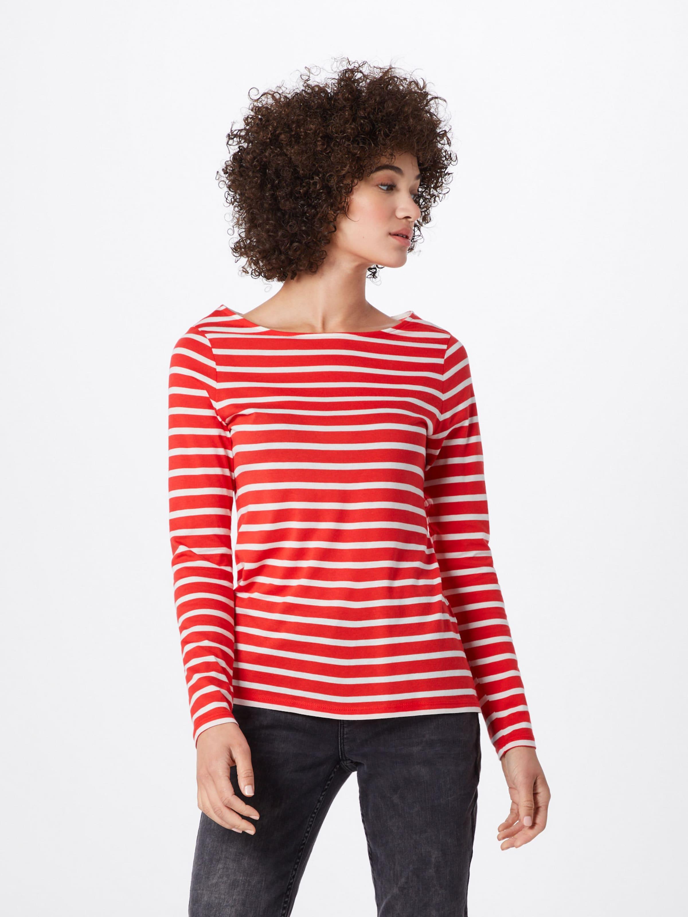Shirt In RotWeiß Moreamp; Active' 'striped PXuZOki