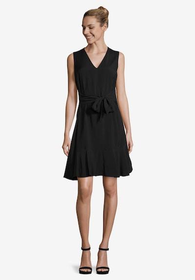Vera Mont Partykleid in schwarz, Modelansicht