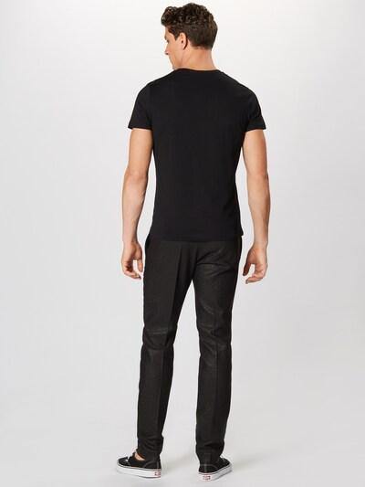 DRYKORN Anzug 'Q-BELLAC' in schwarz: Rückansicht
