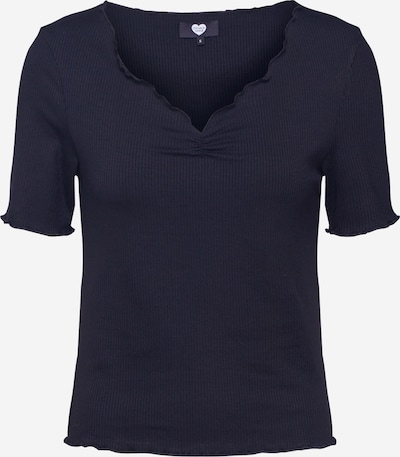 CATWALK JUNKIE Shirt 'TS BELLA' in schwarz, Produktansicht