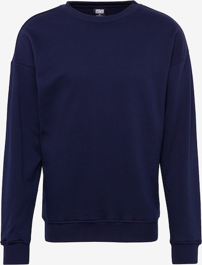 Urban Classics Sweatshirt 'Basic Crewneck' in navy, Produktansicht