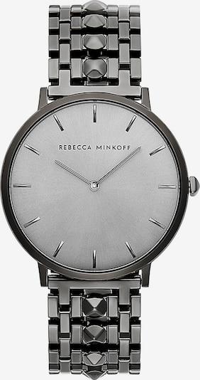 Rebecca Minkoff Uhr 'Major' in basaltgrau / graumeliert, Produktansicht