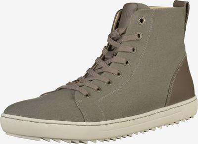 BIRKENSTOCK Sneakers hoog 'Bartlett' in de kleur Beige / Donkergrijs, Productweergave