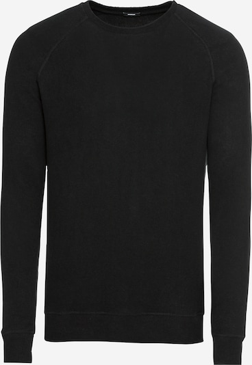DENHAM Sweatshirt 'JV RAGLAN CREW CFJ' in schwarz, Produktansicht