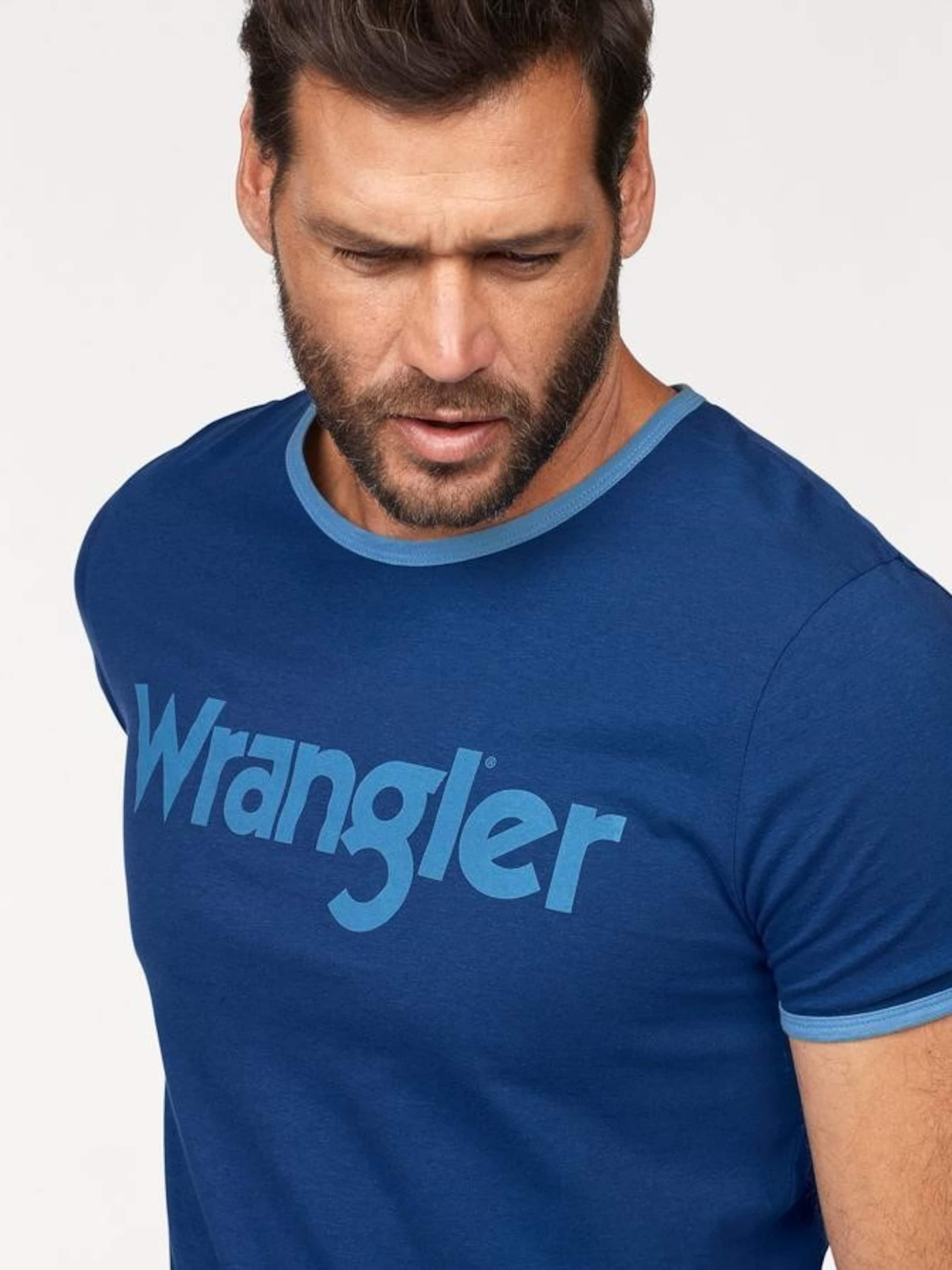 WRANGLER T-Shirt Verkauf Authentisch Aussicht Rabatt Für Schöne Günstig Online Spielraum Wiki PYnO03u