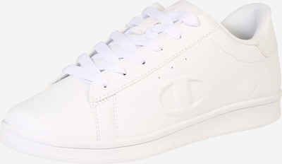 Champion Authentic Athletic Apparel Baskets basses 'Andrea' en blanc, Vue avec produit