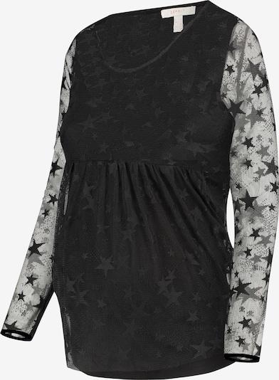 Esprit Maternity T-shirt en noir, Vue avec produit