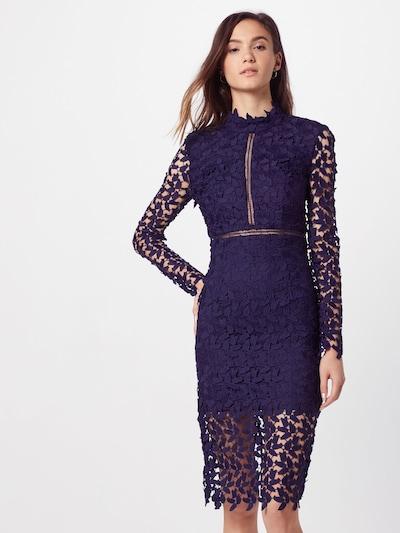 Bardot Kleid 'Alberta' in indigo, Modelansicht