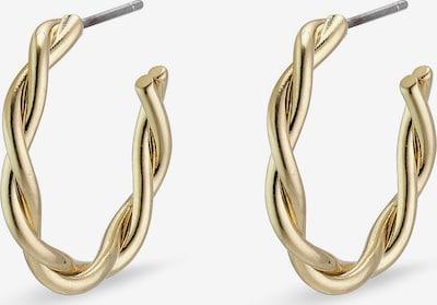 Pilgrim Boucles d'oreilles 'Naja' en or, Vue avec produit