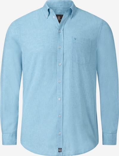 Jan Vanderstorm Hemd 'Birk' in hellblau, Produktansicht