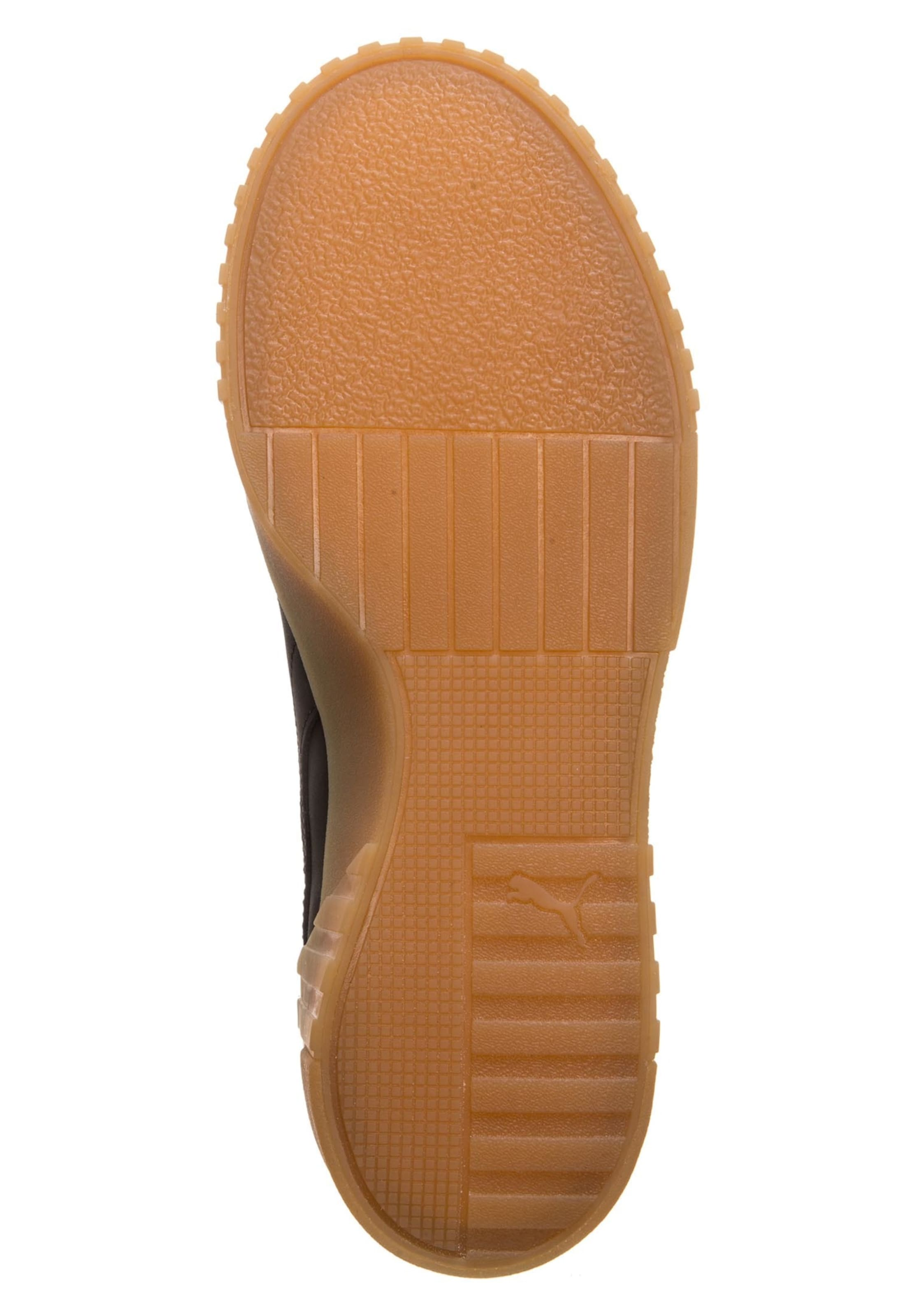 Puma 'cali' Laag Sneakers Zwart In v80mNnOw