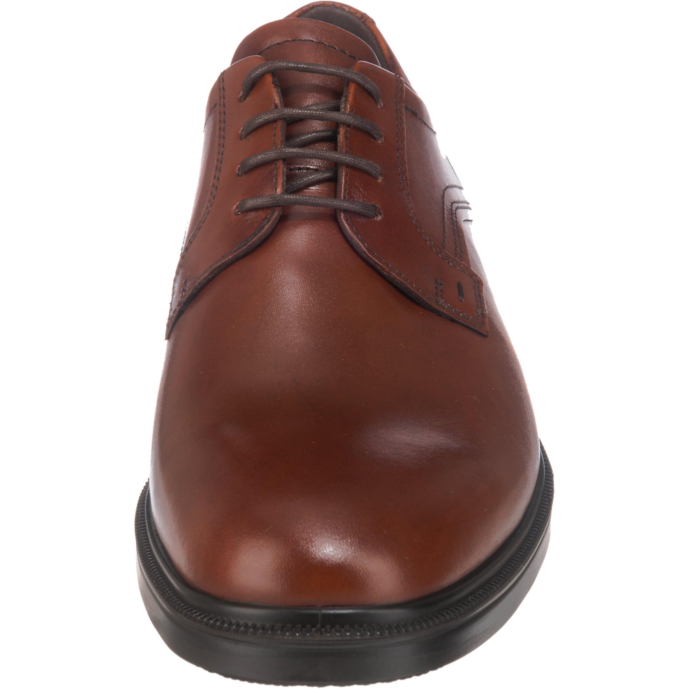 À 'lisbon' Lacets Marron Ecco Chaussure En oeQrBdxWC