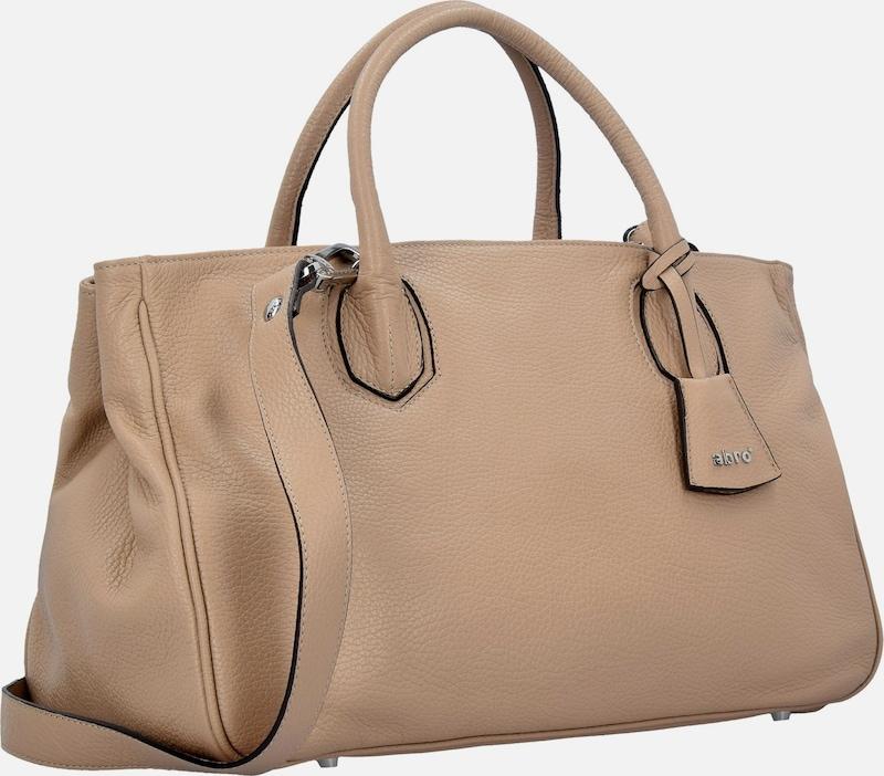 ABRO Handtasche Leder 39 cm