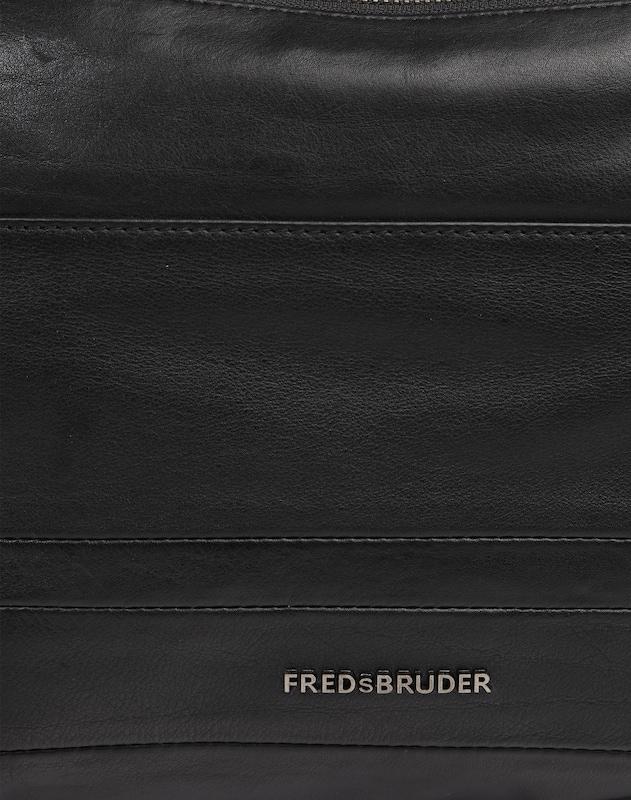 FREDsBRUDER Umhängetasche 'Dash Lines'